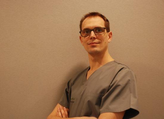 Chirurg Maciej Rudnicki